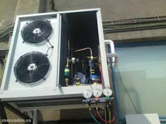 Service si montaj instalatie frig